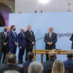 """Alberto Fernández: """"La solución del problema de los argentinos está en que estemos más unidos que nunca"""""""