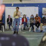 Mayra Mendoza anunció cambios en su gabinete tras la derrota en las PASO