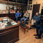 Riachuelo: Nueva jornada de audiencias con intendentes para avanzar en el plan de viviendas