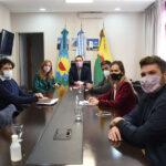 Tolosa Paz y Watson firmaron convenios de cooperación y asistencia a la niñez