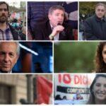 Del Caño y Bregman llaman a la unidad de la izquierda en las próximas elecciones