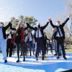 Lomas de Zamora: Insaurralde presentó la lista del FDT junto a Victoria Tolosa Paz
