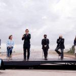 Inauguraron un nuevo tramo de la autopista Presidente Perón